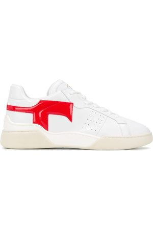 Tod's Damen Sneakers - Leather low-top sneakers