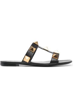 VALENTINO GARAVANI Damen Sandalen - Roman Stud mule sandals
