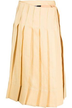Jacquemus La Jupe Plissée pleated skirt