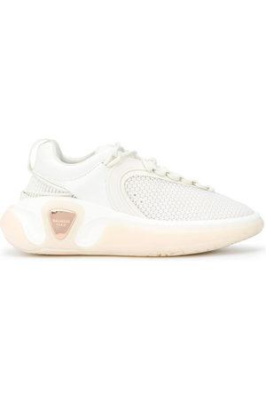Balmain Damen Sneakers - B-Runner mesh-panel sneakers