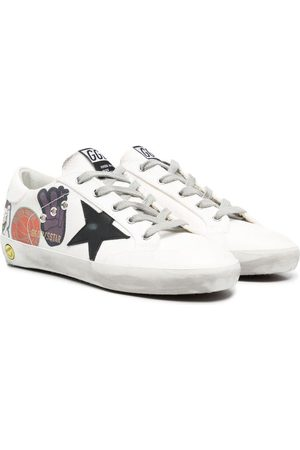 Golden Goose Super-star low-top sneakers