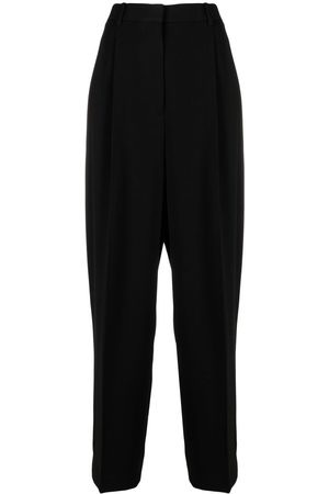 Tory Burch High-waisted wide leg trousers