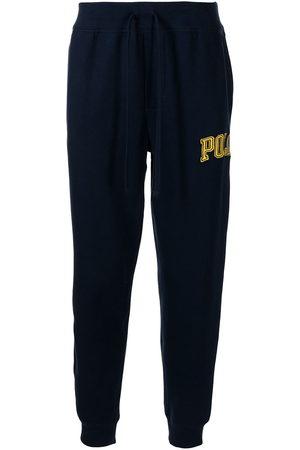 Polo Ralph Lauren Herren Jogginghosen - Logo-patch straight-leg track pants