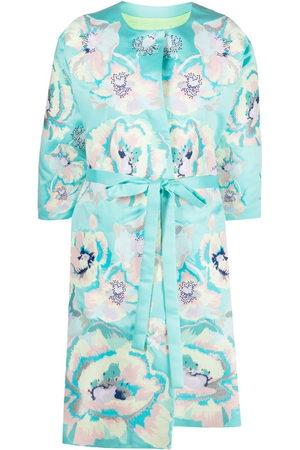 YULIYA MAGDYCH Extasy embroidered midi coat