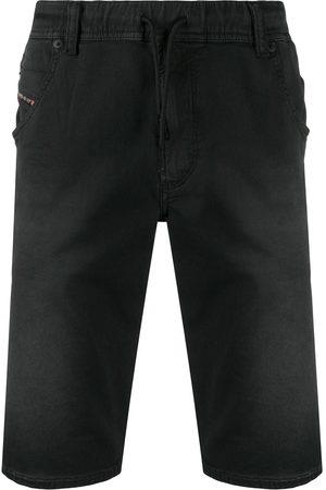 Diesel Drawstring-waist denim shorts