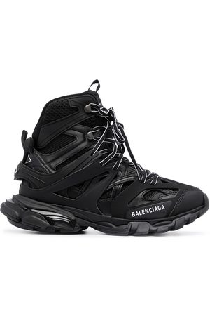 Balenciaga Logo-print lace-up sneakers