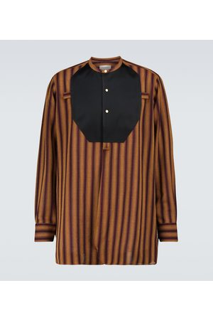 WALES BONNER Hemd Kingston aus Wolle