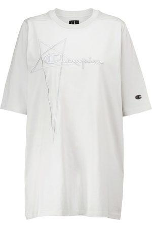 Rick Owens X Champion® T-Shirt aus Baumwolle