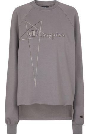 Rick Owens X Champion® Sweatshirt aus Baumwolle