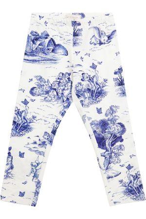 MONNALISA X Disney® Leggings aus Stretch-Baumwolle