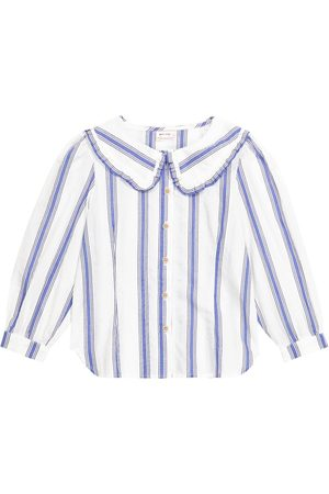 MORLEY Bluse Narcis aus Baumwolle