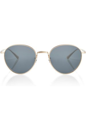 The Row X Oliver Peoples Sonnenbrille Brownstone 2