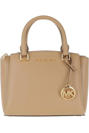 Michael Kors Crossbody Bags Small Messenger - in cognac - Umhängetasche für Damen
