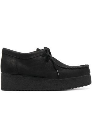 Clarks Damen Schnürschuhe - Platform lace-up shoes