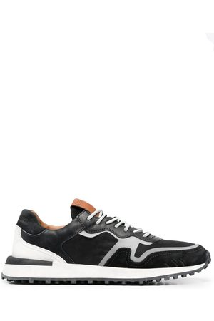 Buttero Panelled low-top sneakers