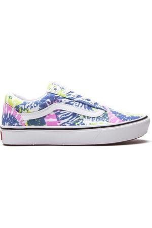 Vans ComfyCush tie-dye sneakers
