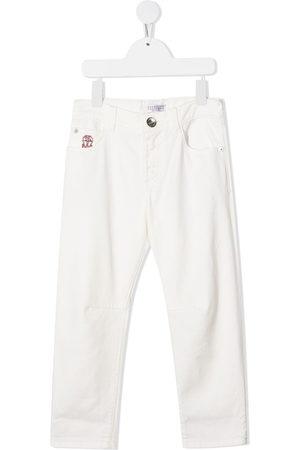 Brunello Cucinelli Jungen Jeans - Straight leg jeans