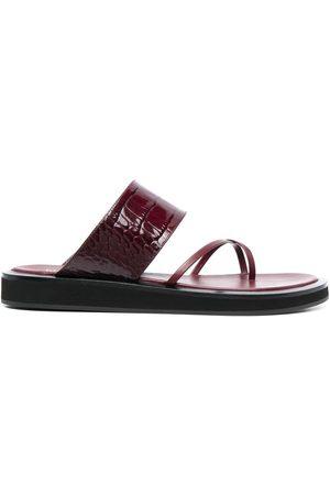 PARIS TEXAS Damen Sandalen - Brooklyn open-toe sandals