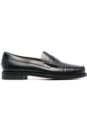 10 CORSO COMO Damen Halbschuhe - Sebago circle-pattern loafers