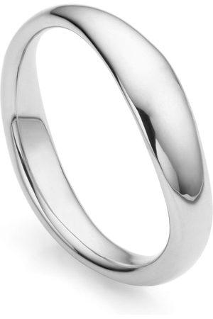 Monica Vinader Damen Ringe - Nura reef stacking ring