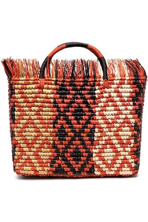 SENSI STUDIO Damen Shopper - Canasta Mexicana tote bag