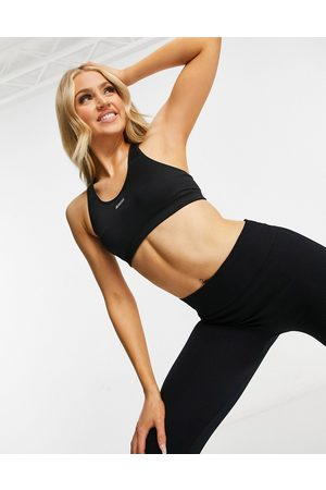 Shock Absorber High support sports bra in black