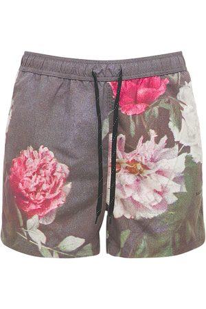 "Soulland Shorts Mit Blumenmuster ""william"""