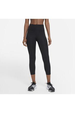 Nike Fast verkürzte Lauf-Leggings für Damen
