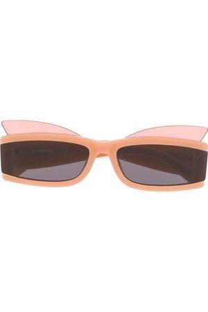COURRÈGES EYEWEAR Damen Sonnenbrillen - Rectangular frame sunglasses