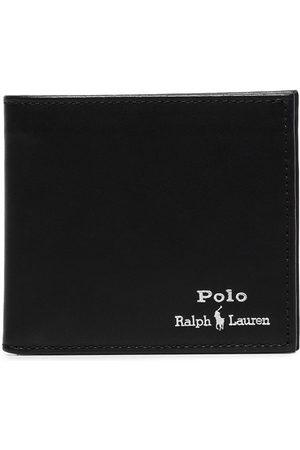 Polo Ralph Lauren Herren Geldbörsen & Etuis - Logo-embroidered bifold wallet