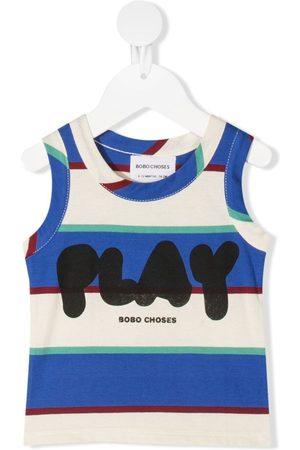 Bobo Choses Tops - Striped vest-top