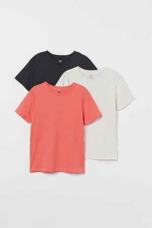 H&M 3er-Pack T-Shirts