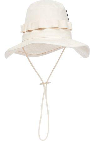 Jil Sander Hut aus Baumwolle