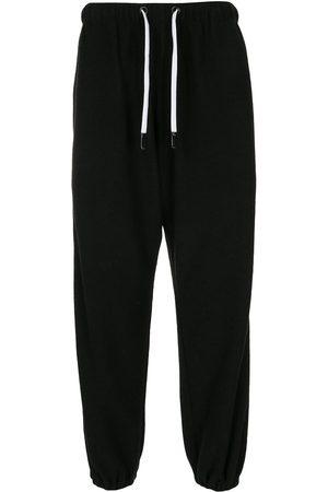 Natasha Zinko Herren Lange Hosen - X Duo cotton jogging pants