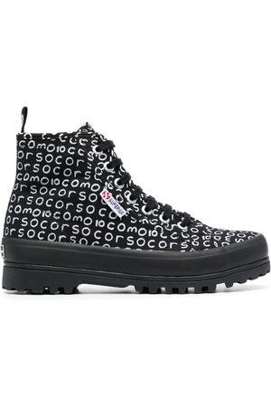 Superga Damen Sneakers - X 10 Corso Como canvas sneakers