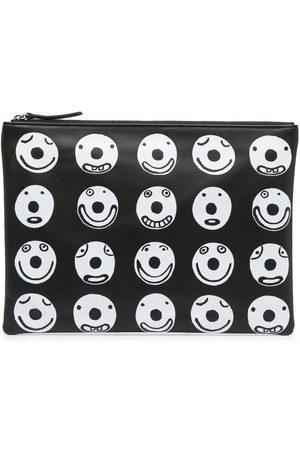 10 CORSO COMO Smile zipped clutch bag