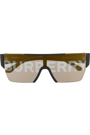 Burberry Eyewear Logo lense sunglasses