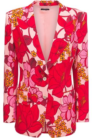 Tom Ford Stretch-blazer Aus Canvas