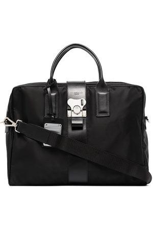FPM Milano Herren Laptop- & Aktentaschen - Leather-trim briefcase