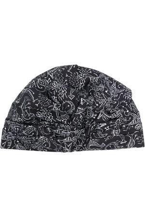 10 CORSO COMO Damen Stirnbänder - Sketch-print turban hat