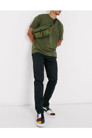 Dickies 872 slim fit work trousers in black