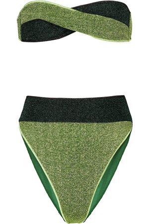 Oseree Exklusiv bei Mytheresa – Bandeau-Bikini Lumière