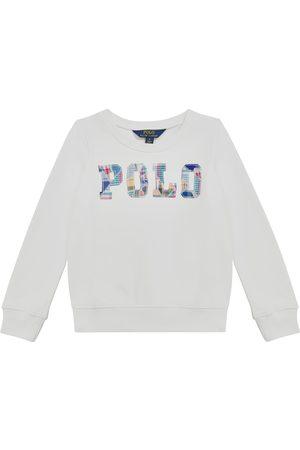 Ralph Lauren Besticktes Sweatshirt aus Baumwolle