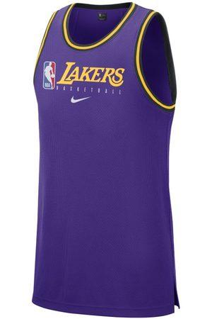 Nike Herren Tops - Los Angeles Lakers DNA Dri-FIT NBA-Tanktop für Herren - Lila