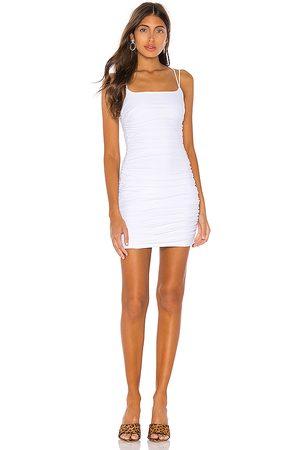 superdown Damen Kleider - Lisa Ruched Mini Dress in - . Size L (also in XS).
