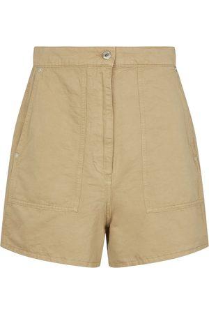 Loewe Paula's Ibiza Shorts aus Leinen und Baumwolle