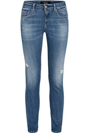 Replay Damen Slim - Jeans Faaby