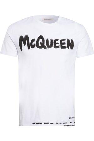 Alexander McQueen T-Shirt weiss