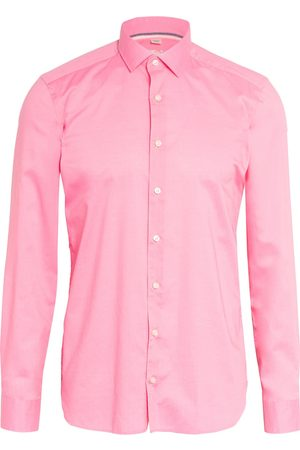 Olymp Hemd Level Five Smart Business Body Fit pink