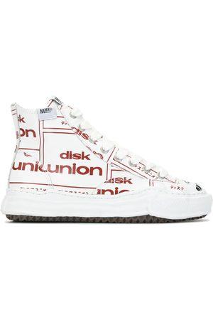 Maison Mihara Yasuhiro Disc Union' high-top sneakers
